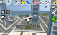 Flying Car Simulator: Flying Car Gameplay