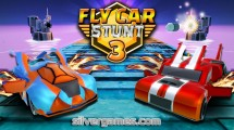 Flying Car Stunt 3: Game