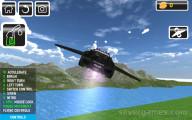 Flying Police Car Simulator: Flying Vehicle