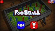 Foosball Simulator: Menu