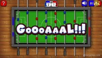 Foosball Simulator: Table Soccer Goal