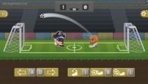 Football Heads: Gameplay Soccer Match