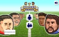 Футбольные Головы Кубок 2: Menu