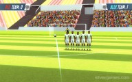 Football Storm Strike: Gameplay Soccer Penalty