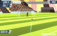 Football Storm Strike: Soccer Gameplay Goalkepper