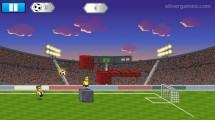Football Tricks: Gameplay Soccer Shooting