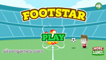 Footstar: Menu Soccer