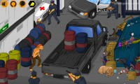 Foreign Creature 2: Gameplay Police Monster