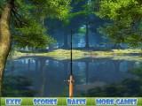 Forest Lake Fishing: Gameplay Fishing