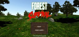 Forest Survival Simulator: Game