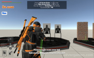 Fort Shooter Simulator: Gameplay