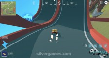 Fortride Open World: Gameplay Racing Car