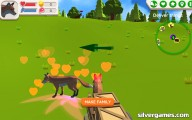 Simulador De Zorro: Gameplay
