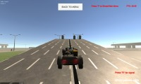 Free Rally: Buggy Gameplay