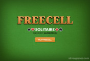 Freecell: Menu
