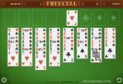 Freecell: Gameplay Cards