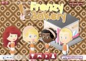 Веселая пекарня: Menu