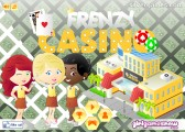 Frenzy Casino: Menu