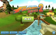 Frisbee Forever 2: Menu