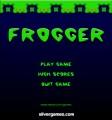 Frogger: Menu