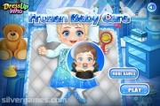 Elsa & Anna - Eisköniginnen-Babies: Menu