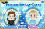 Frozen Baby Care: Frozen Baby Care Selection