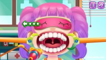 Funny Throat Surgery 2: Gameplay Dentist Cleaning