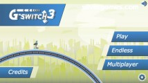 G-Switch 3: Menu