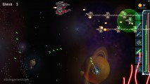 Galactic War: Space Ship Gameplay Defense