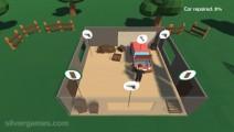 Garage Apocalypse: Gameplay Zombie Attack