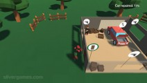 Garage Apocalypse: Fixing Car Gameplay
