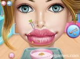 Gardenias Lippenpflege: Gameplay Lip Surgery