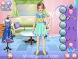 Gardenia's Lip Care: Dress Up Barbie Fashion