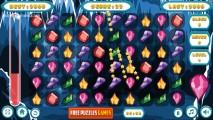 GemClix Blitz: Gameplay Bejeweled Matching