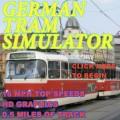 German Tram Simulator: Menu