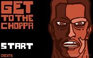 Get To The Choppa: Menu