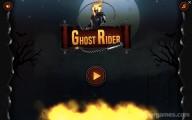 Ghost Rider: Menu