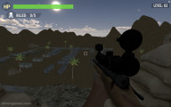 Ghost Sniper: Shooting Game