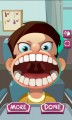 Mädchen Baby Zahnarzt: Successful Treatment Clean Teeth