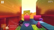 Glitch Dash: Jump Run Platform Gameplay