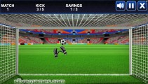 Goalkeeper Challenge: Goalkeeper Gameplay