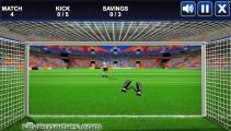 Goalkeeper Challenge: Gameplay Soccer Goal
