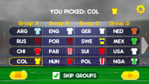 Goalkeeper Champ: Soccer Groups