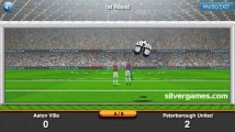 Goalkeeper Premier: Screenshot