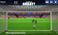 Goalkeeper: Soccer Gameplay Penalty
