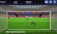 Goalkeeper: Penalty Gameplay Shooting Football
