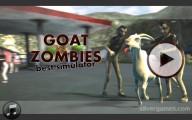 Goat Vs Zombies: Menu