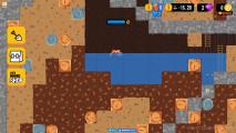 Gold Digger FRVR: Swimming Mining