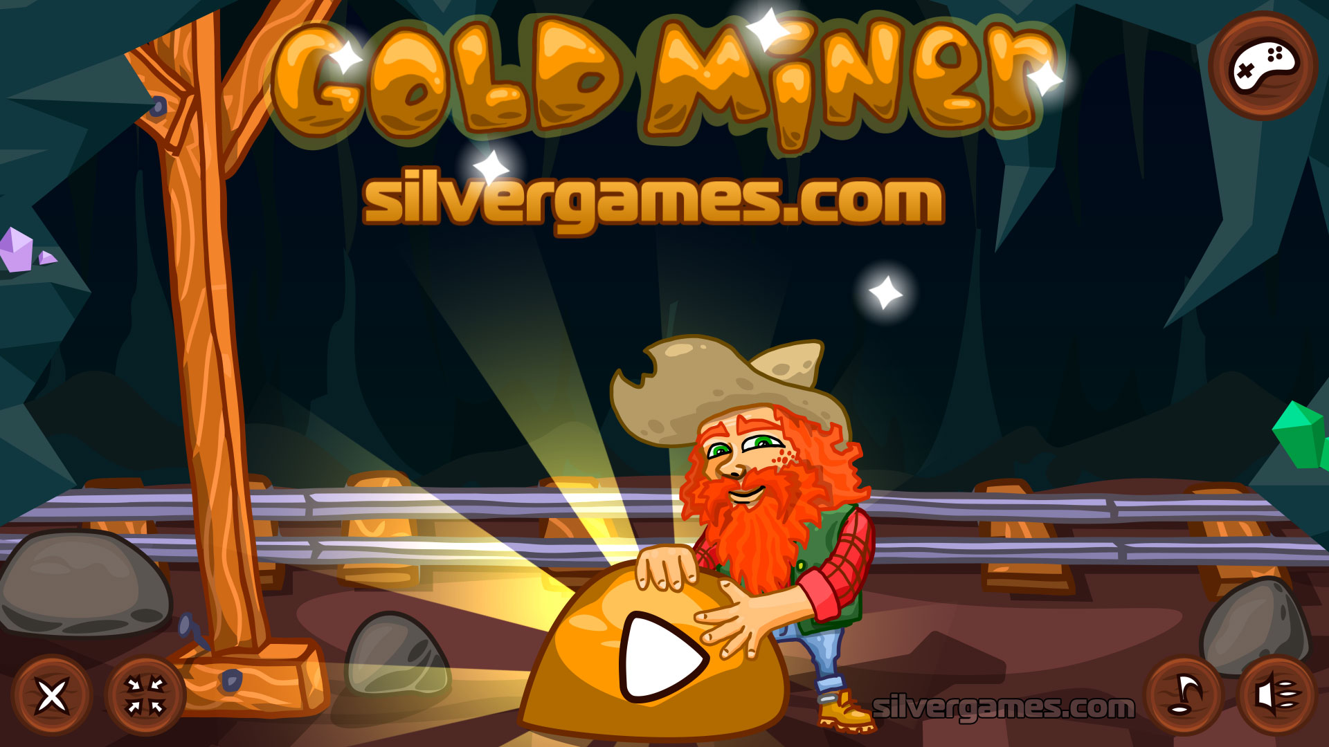 Gold Miner - Play Free Gold Miner Games Online