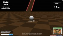 GolfRoyale.io: Gameplay Playing Golf Multiplayer